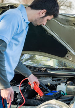 Battery Jump Service in Marlboro, MD